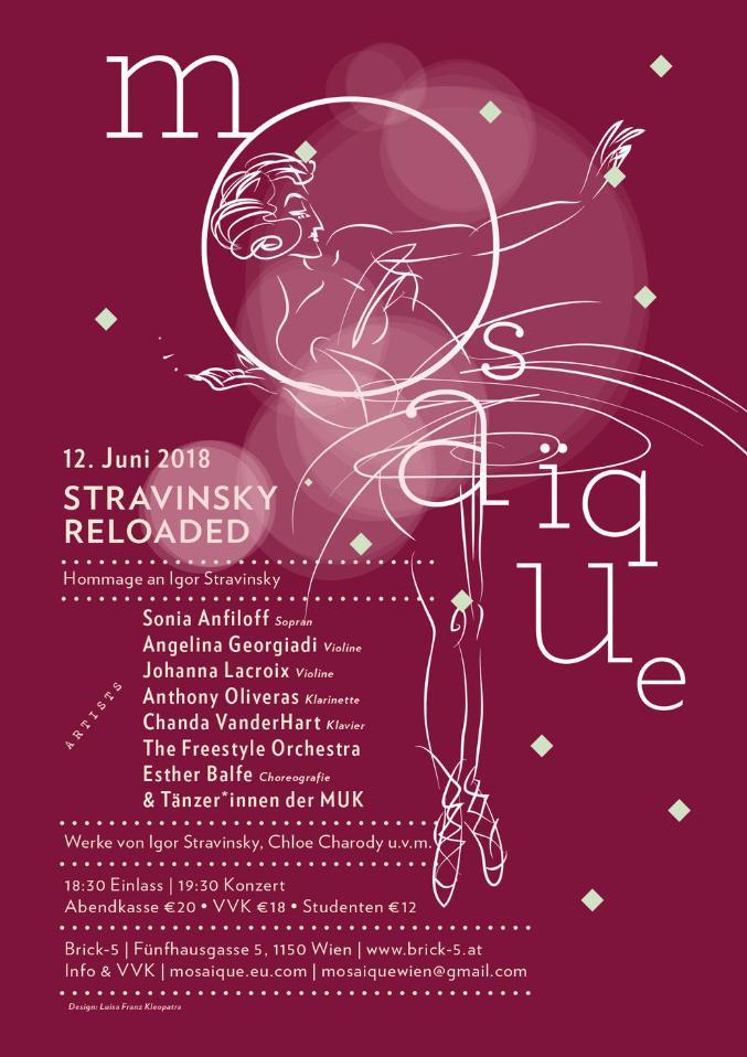 Mosaique Stravinsky